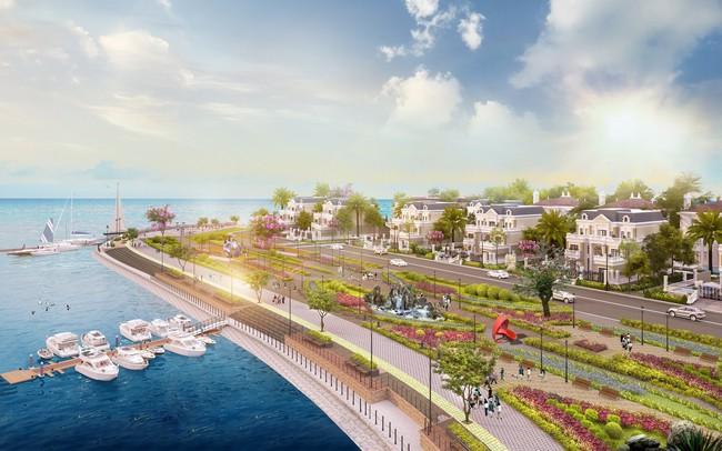 Vì sao giới đầu tư chuộng biệt thự sinh thái ven sông?