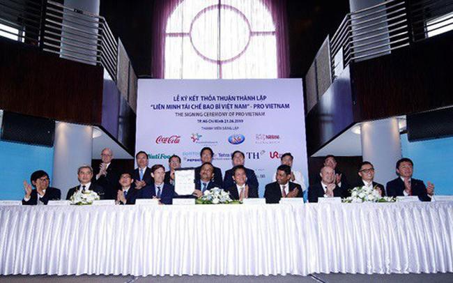 Nestlé Việt Nam và Liên minh tái chế bao bì Việt Nam - PRO Vietnam