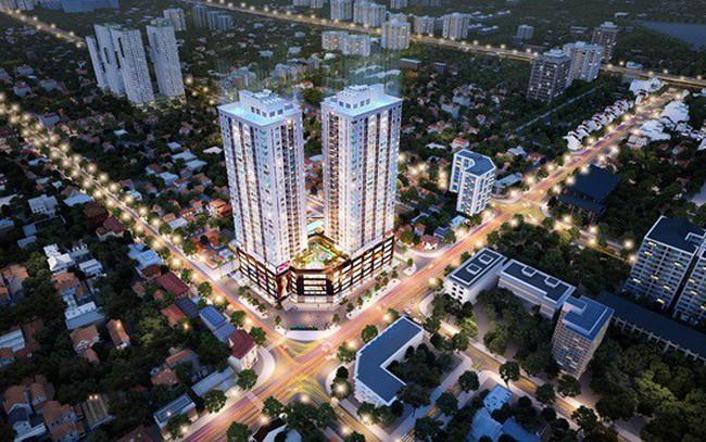 Khan hiếm tại khu vực trung tâm, căn hộ cao cấp phía Tây hút khách