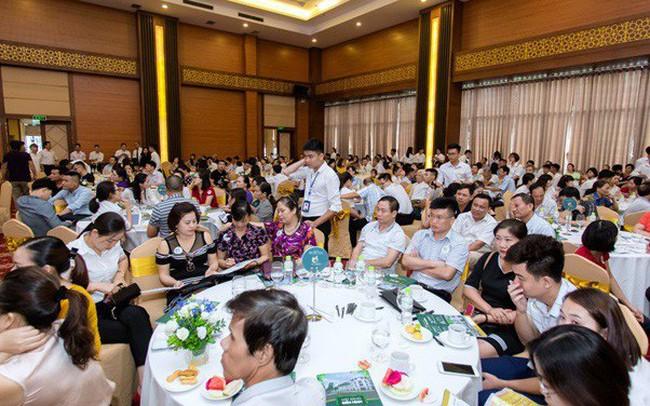 Buổi gặp gỡ của cộng đồng cư dân tinh hoa Lào Cai