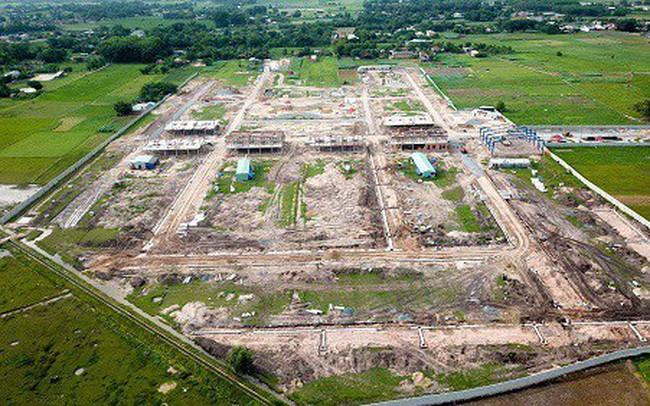 Đẩy nhanh tiến độ dự án sở hữu nhà phố tặng ki ốt thương mại 400 triệu