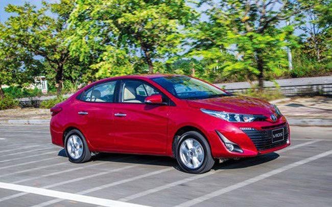 Toyota Vios – bài toán kinh tế hiệu quả
