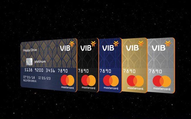 Sôi động thị trường thẻ tín dụng với dòng thẻ mới nhiều hứa hẹn