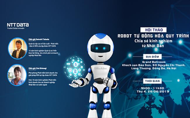 Office Robot – Giải pháp thúc đẩy thành công của mọi doanh nghiệp