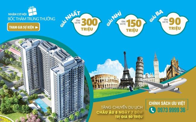 Anland Premium: Nhộn nhịp khách ra vào bởi ưu đãi lớn trong chính sách mới