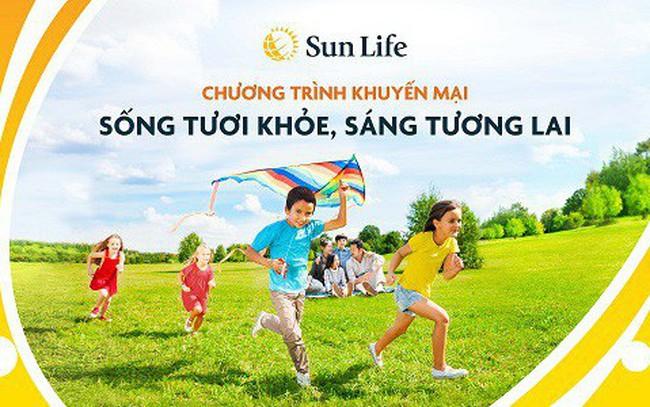 """""""Sống tươi khỏe, sáng tương lai"""" cùng Sun Life"""
