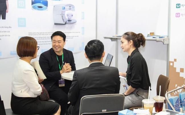 Vietnam Medi-Pharm Expo 2019 tại TP. Hồ Chí Minh – Mang đến những sản phẩm đổi mới về công nghệ.