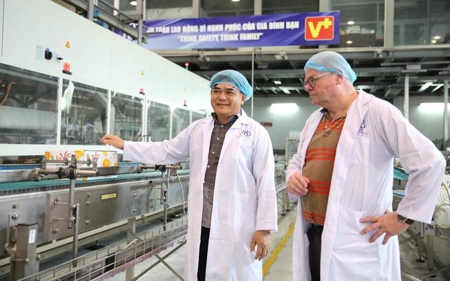 """Hòa Bình Group chơi lớn ở """"sân chơi"""" ngành bia Việt với công nghệ của Bỉ"""