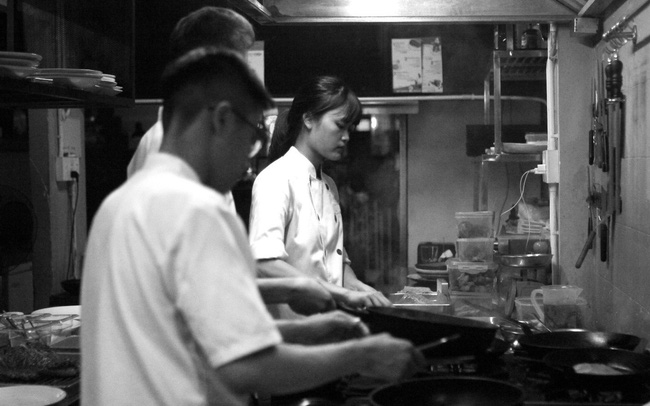 Câu chuyện những người trẻ đang loay hoay với ước mơ khởi nghiệp bằng nghề đầu bếp