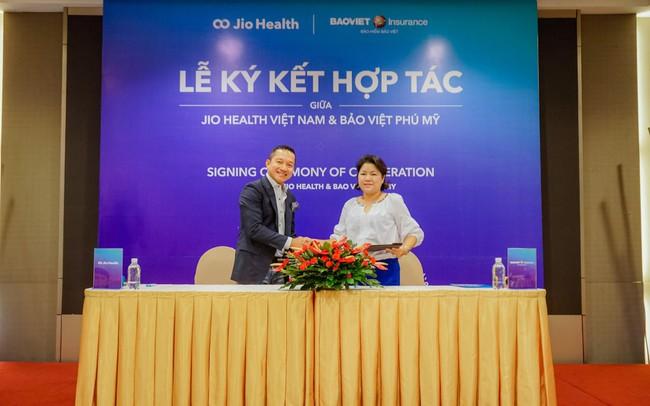 Jio Health và Bảo Việt Phú Mỹ đồng giới thiệu Jio Premium 360