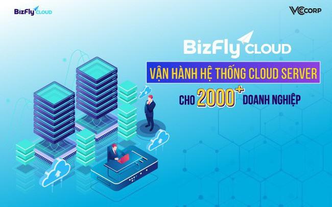 BizFly Cloud vận hành hệ thống Cloud Server cho hơn 2000 Khách hàng doanh nghiệp trên toàn quốc