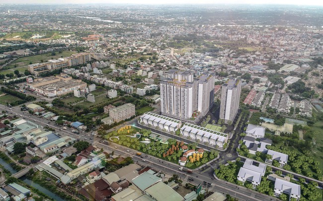 Cơ hội sở hữu căn hộ đầy đủ tiện ích chỉ từ 850 triệu đồng