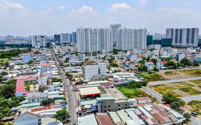 Nâng cấp hạ tầng, bất động sản vùng ven phía Nam Sài Gòn đón sóng đầu tư
