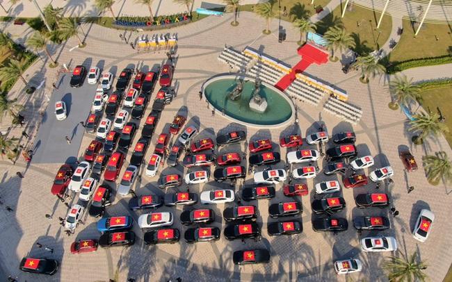 VinFast lập kỷ lục: Gần 100 xe Fadil, Lux A2.0 và Lux SA2.0 vượt gần 1.000 km trong chuyến hành trình Hà Nội - Hà Giang