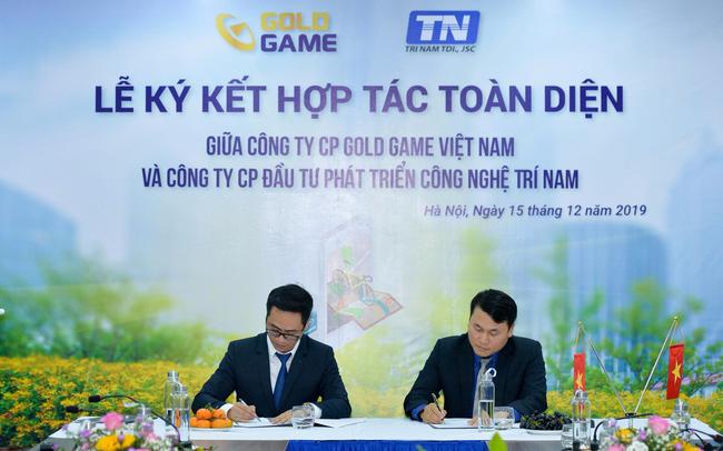 Gold Game Việt Nam chính thức ra mắt, bắt tay với đối tác phát triển dự án VietShare