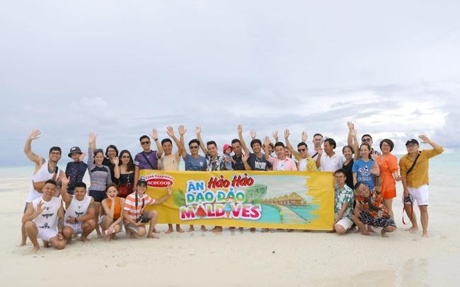 """""""Ăn Hảo Hảo, dạo đảo Maldives"""" – món quà mùa hè rực nắng và sôi động từ Acecook Việt Nam"""
