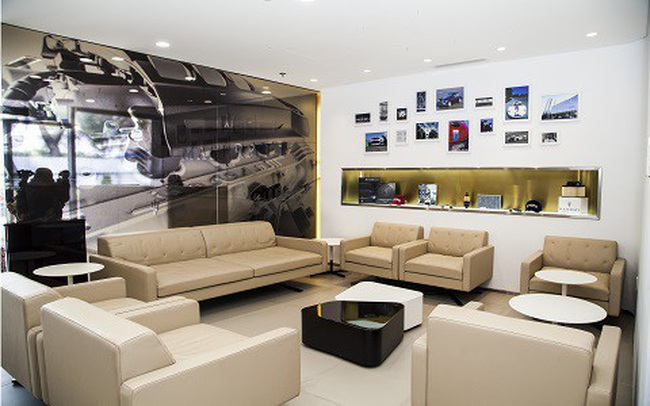 """Dịch vụ chăm sóc khách hàng kiểu """"không giống ai"""" của Maserati tại Việt Nam"""