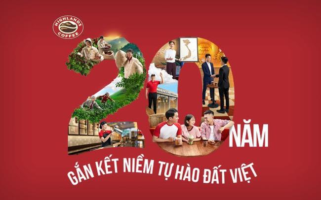 Highlands Coffee và hành trình 20 năm gắn kết niềm tự hào đất Việt