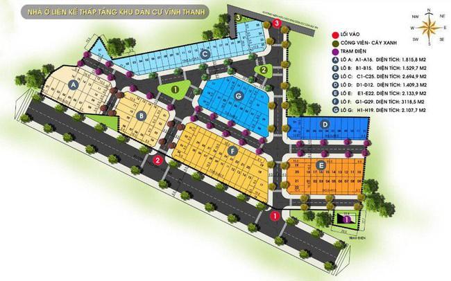 Khu dân cư DONA Vĩnh Thanh, Nhơn Trạch – thu hút khách hàng, lựa chọn sinh lời cho nhà đầu tư!