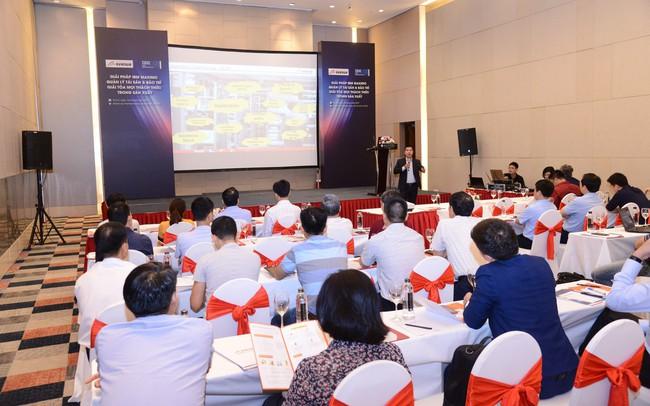 Avenue với Giải pháp IBM Maximo Quản lý tài sản & Bảo trì – Giải tỏa mọi thách thức trong sản xuất