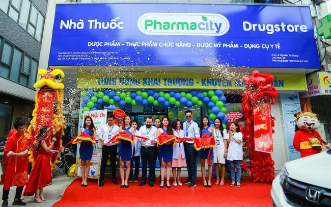 Pharmacity - chuỗi nhà thuốc hàng đầu Việt Nam đặt chân đến Hà Nội