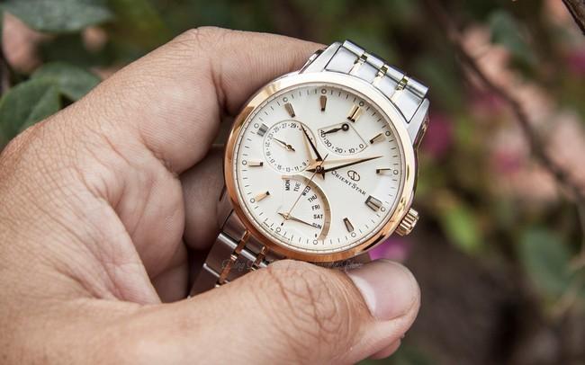 7 mẫu đồng hồ Orient Star đắt nhưng thực sự đáng tiền