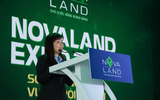 Novaland Expo 2019 hút khách tham quan trong ngày đầu khai mạc