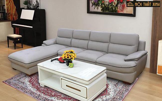 Bỏ Túi 5 Kinh nghiệm mua sofa da phòng khách chuẩn