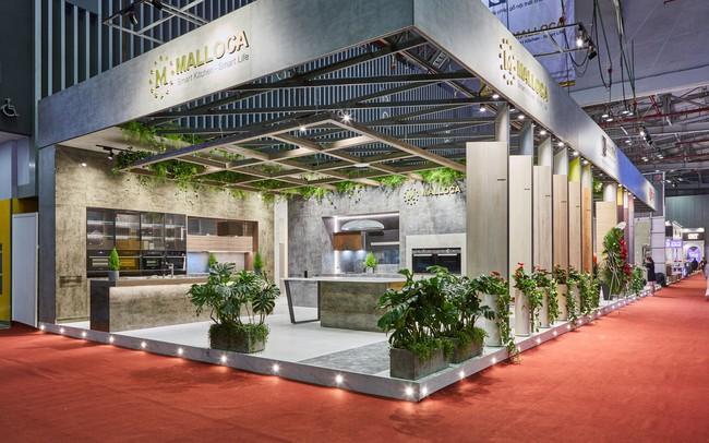 Malloca khẳng định vị thế công nghệ trong ngành thiết bị nhà bếp tại Việt Nam