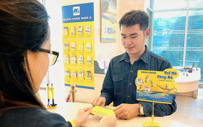 """Nhận quà """"kép"""" khi gửi tiết kiệm yêu thương cho con tại Nam A Bank"""