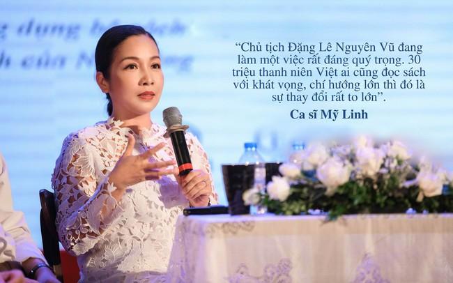 """Những câu nói truyền cảm hứng của của sao Việt trong """"Hành trình từ trái tim"""" vùng biển đảo"""