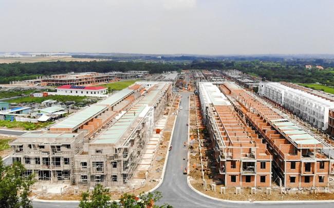 Khu đô thị Viva Park của LDG Group chuẩn bị bàn giao 200 căn nhà phố xây sẵn