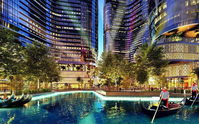 Sunshine Diamond River – Quần thể đô thị nghỉ dưỡng phong cách Resort 4.0 giữa Sài Gòn - ảnh 1