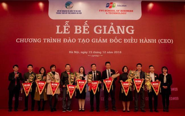 Doanh nhân Hà Nội có cơ hội nhận 10 tỷ đồng học bổng quản trị điều hành cao cấp