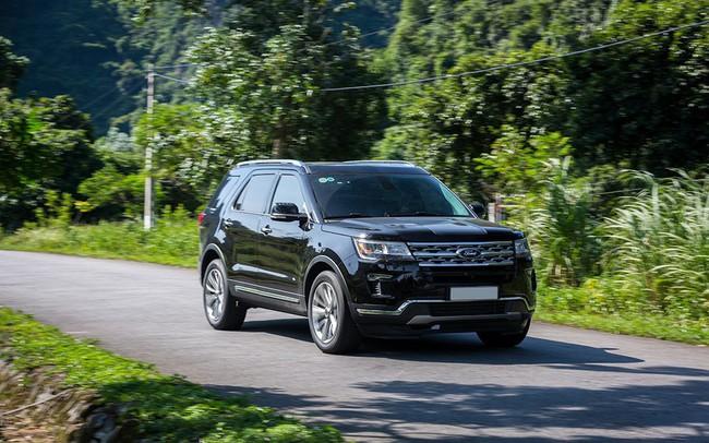 Ford Explorer – Bản nâng cấp với hàng loạt tiện nghi sang trọng