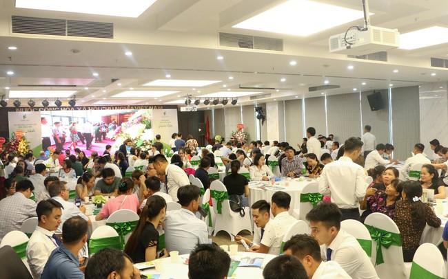 Green Pearl Bắc Ninh hút khách trong sự kiện mở bán chính thức - ảnh 1
