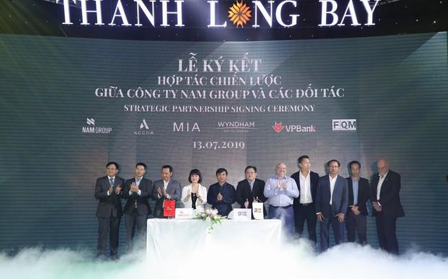 2 nhà quản lý khách sạn hàng đầu thế giới cùng quản lý một dự án lớn ở Bình Thuận