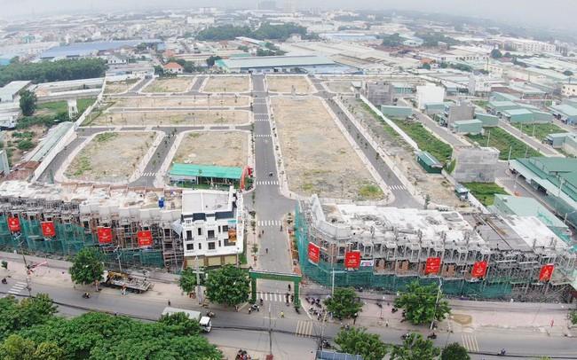 Đất nền Thuận An vẫn chưa giảm nhiệt