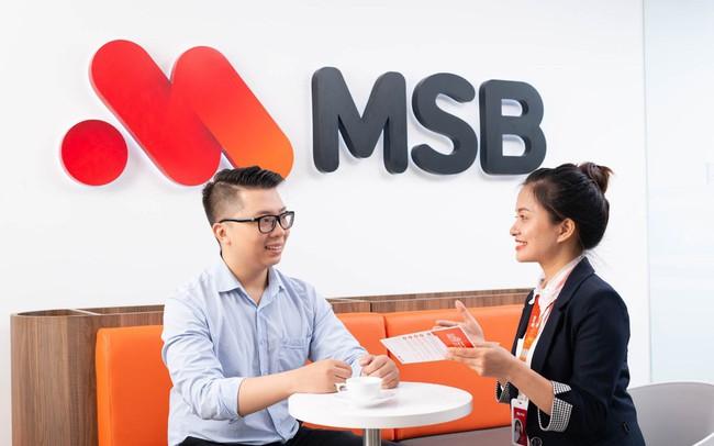 Tổng lợi nhuận trước thuế tăng 192% trong 6 tháng, MSB đang vươn tầm mạnh mẽ