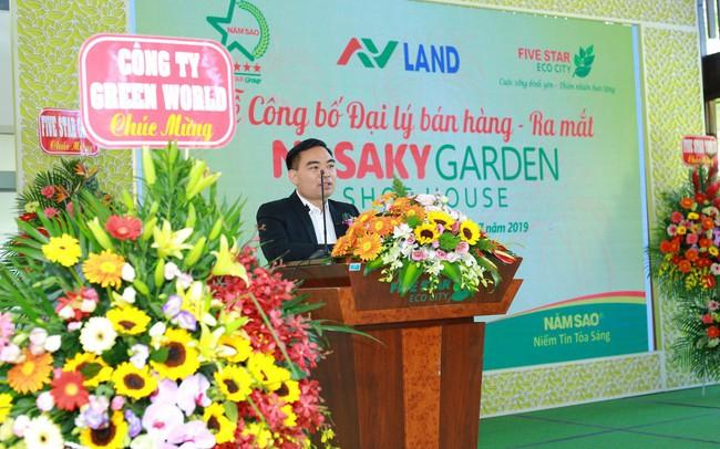 Lễ công bố đại lý bán hàng và ra mắt Nasaky Garden Shophouse