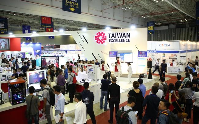 Trải nghiệm công nghệ Đài Loan xuất sắc tại Ngày hội Taiwan Excellence Day