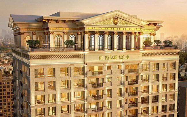 Vì sao Tân Hoàng Minh dành 10 năm để hoàn thiện D'. Palais Louis