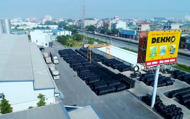 Nhựa xây dựng – Doanh nghiệp Việt giành lợi thế