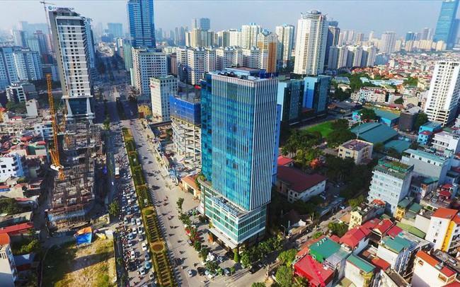 Sunshine Center: Sức hút mới của thị trường bất động sản Thủ đô