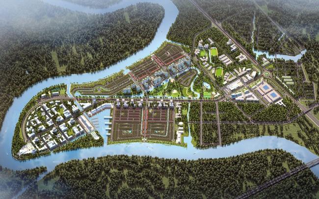 Khám phá hệ sinh thái tiện ích thành phố bên sông Waterpoint