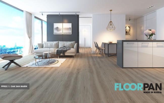 Chọn sàn gỗ cho phòng khách chung cư - ảnh 1
