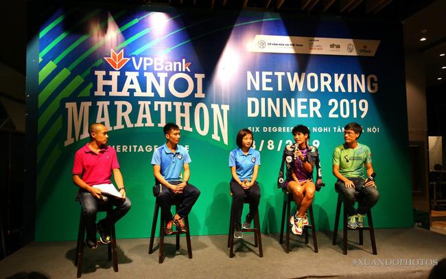 VPBANK HANOI MARATHON: Cú hích cho 'Ngày chạy bộ Việt Nam'