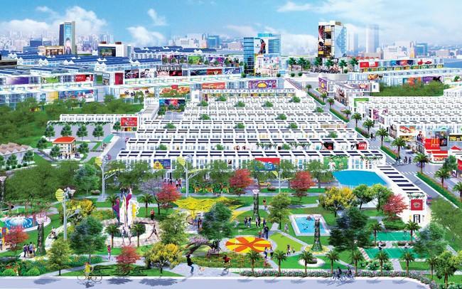 Ba vòng tiện ích của Hana Garden Mall - ảnh 1