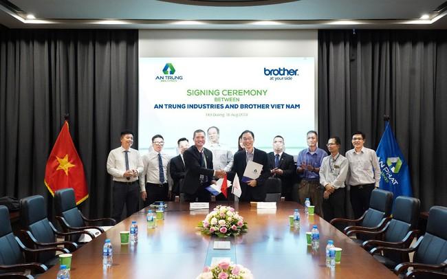 Thành viên An Phát Holdings lọt vào chuỗi cung ứng cấp 1 cho Brother - ảnh 1