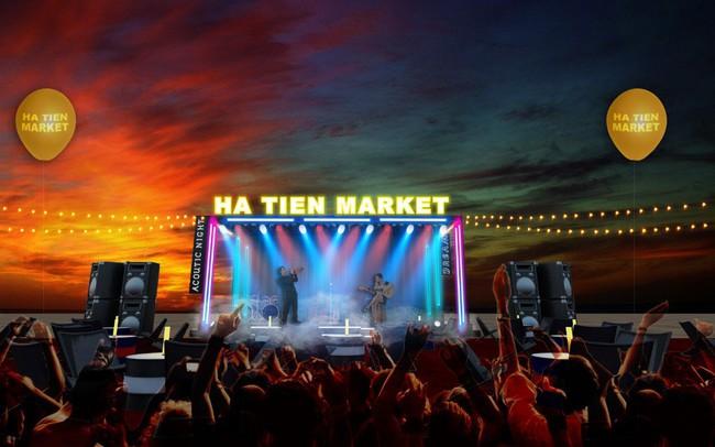 Sắp khai trương chợ đêm ở Hà Tiên, bất động sản khu vực xung quanh chợ tăng giá